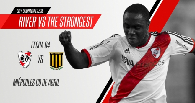 River vs The Strongest (Bolivia)