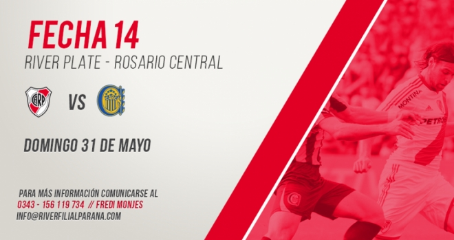 River vs Rosario Central