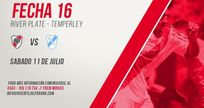 River vs Temperley