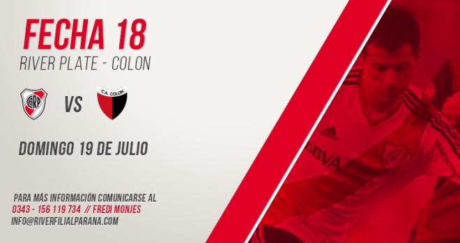 River vs Colon