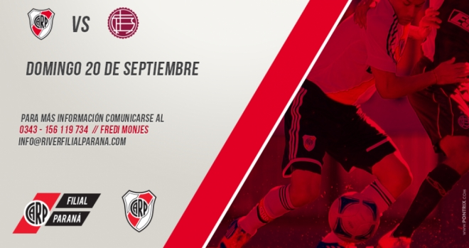 River vs Lanus