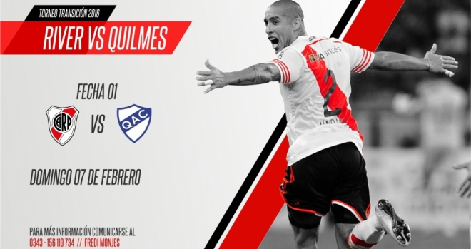 River vs Quilmes