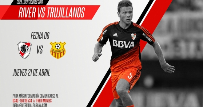 River vs Trujillanos (Bolivia)