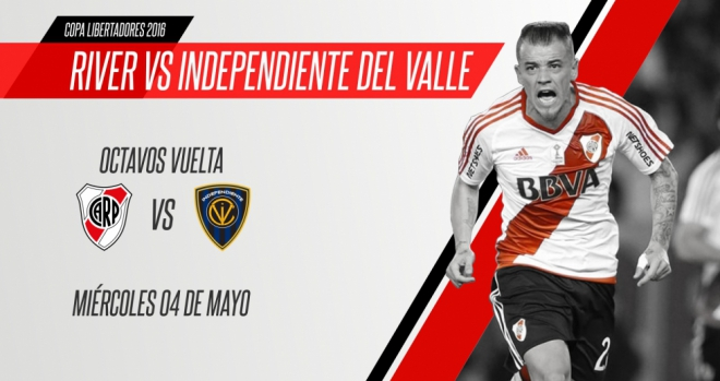 River vs Independiente del Valle (Ecuador)