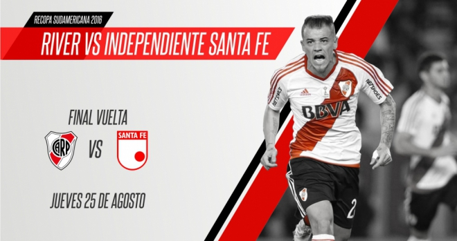 River vs Independiente Santa Fe